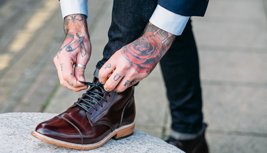 Easy steps to shine your Shoes