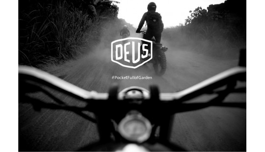 Deus Ex Machina Riders for Ortodoux - #PocketFullofGarden