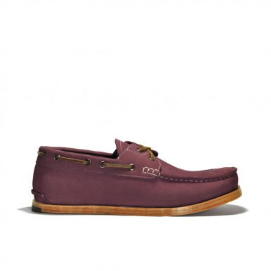 Driver Shoes - Maroon