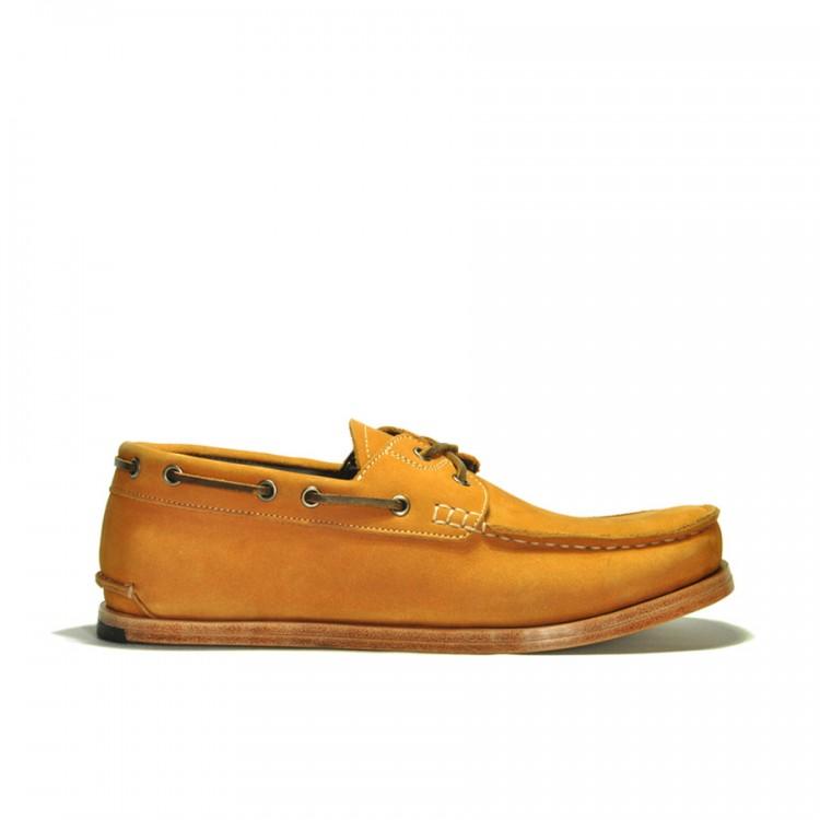 Driver Shoes - Tan