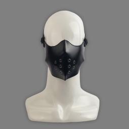 Lecter Mask - Black