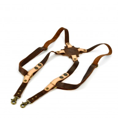 Xpender - Leather Suspender
