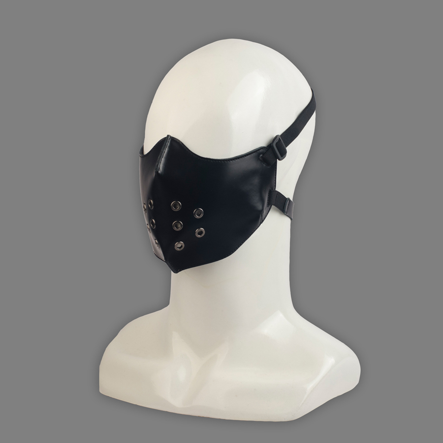 Lecter Mask - Black