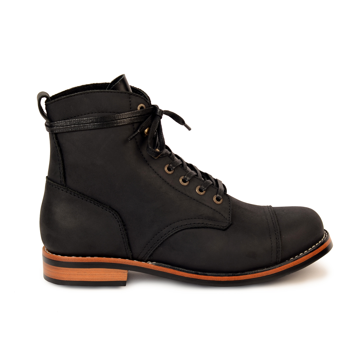 RAVEN - Veldtschoen Leather Boots